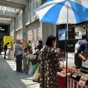 【開催御礼】Happyマーケットin WITHビル(5月28·29日)