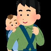 【パパはおんぶで戦う】ママに勝るのは体力である。動く遊びで3歳長女の心を鷲掴み!