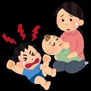 【赤ちゃん返り0ヶ月~3ヶ月の激戦】次女に対する3歳長女の態度が荒っぽくなった。