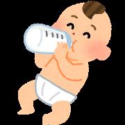 【0ヶ月~2ヶ月の体重の悩み】ミルクの飲む量は、その子によって全く違うことを実感。