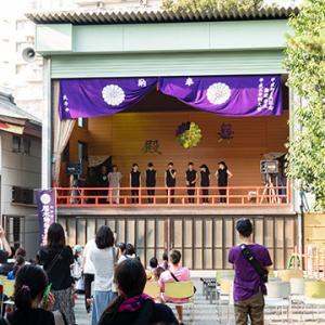 居木神社御祭禮(大崎祭)レポート