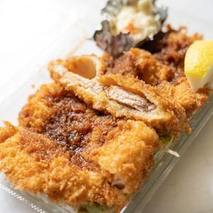 五反田の最強日替わりランチ弁当「岸商店」