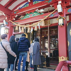 居木神社初詣レポート