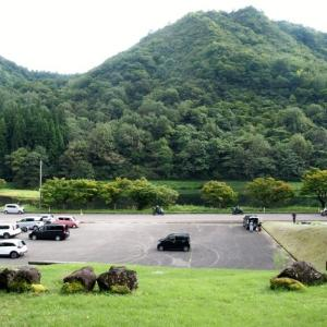 粟ヶ岳県民休養地キャンプ場 3回目