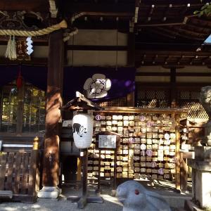 岡崎神社のうさぎ守り