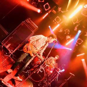 バンド「Agana」初ライブ!