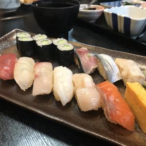 赤酢のシャリで握ったお寿司が楽しめる すし割烹 福原 浜町店