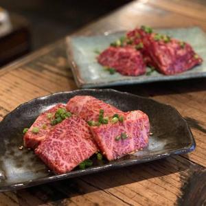 老舗の焼肉店の厚切り肉は食べごたえ満点! 焼肉 時代遅れ 人形町店