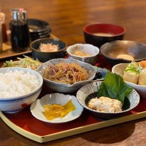 割烹のような上品さがある老舗の豆腐料理屋さん 豆腐料理 双葉 人形町本店