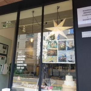 【弘大】おいしくてかわいいマカロンのお店「AVVIO COFFEE」【韓国カフェ】