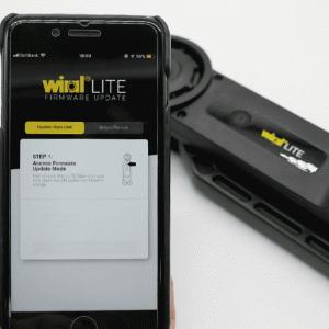 ドローン不要で空撮映像が撮影可能な「Wiral LITE」のファームウェアアップデート方法