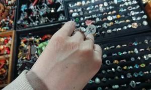 ニュージーランドで結婚指輪を買いました!