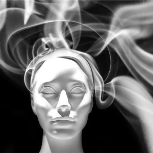 意識を分散させる