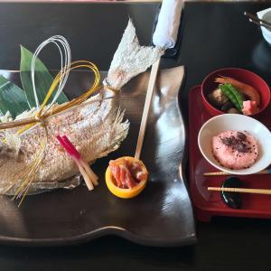 函館の五稜郭タワーで食べれる海鮮料理「旬花」~個室でお食い初め~他にも色んなお祝いもできます