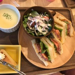 光のカフェマリエージュでランチ/キッズスペース完備で嬉しい&北海道初の光冷暖を導入で快適!