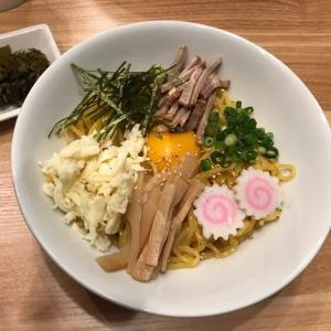 函館駅前のハコビバで食べた油そばとデザートに抹茶ソフトのレポ!