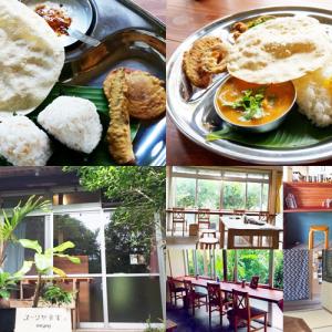 スーリヤ食堂(本部町)でランチ!南インドカレー定食のみを提供する居心地の良いお店!