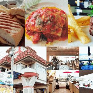 CAFETERRACE1663(南城市)絶景と絶品フレンチが楽しめるリーズナブルなカフェレストラン!