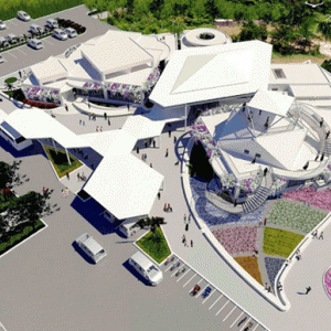 やんばるの森ビジターセンター 大宜味村に新しい施設(道の駅)が2020年2月22日オープン!