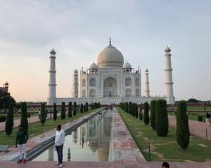 インドの思い出タージマハル
