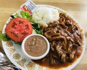 カナディアンなメキシカン料理