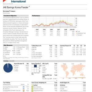 FPIの積立投資で今年もっとも下落しているファンド