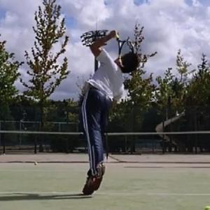 スピンサーブが打てるようになる練習方法と回転をかける感覚の掴み方