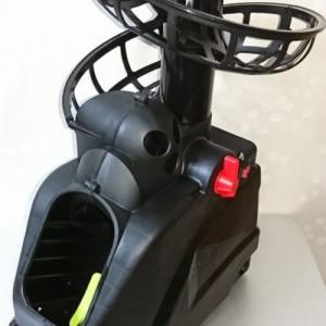 テニス用自動球出し機が色々使えそうなのでレビューします