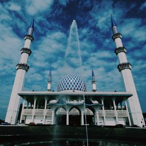 マレーシアのモスク巡りだよ!