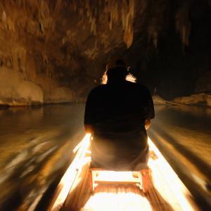パーイの洞窟探検したよ!