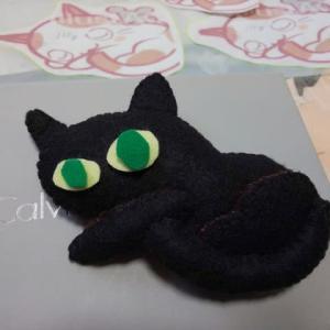 「黒猫バージョン」に悩む!(2)