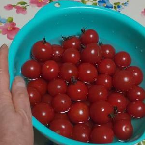 「プチトマト」のお返しサプライズ♪