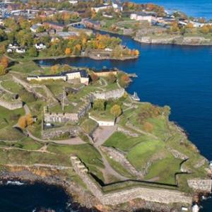 【スオメンリンナの要塞】フィンランドに来たら絶対に訪れたい島