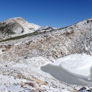 白山(初冠雪)
