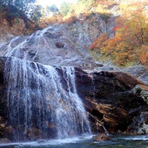 白山白川郷ホワイトロード(姥ヶ滝)