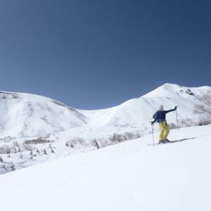 乗鞍岳スキー