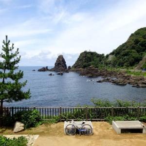越前海岸(梅浦から大味)