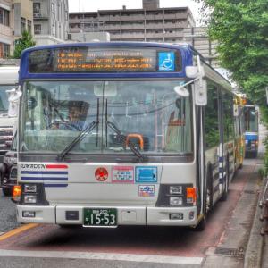 熊本電気鉄道 熊本200か1553