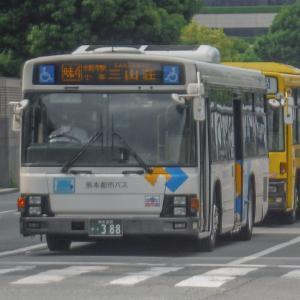 熊本都市バス 熊本200か388