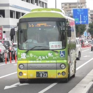 熊本電気鉄道 熊本200か823