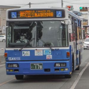 九州産交バス 熊本200か178