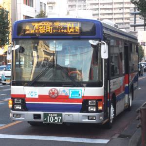 熊本電気鉄道 熊本200か1097