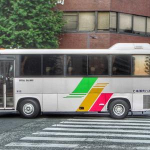 七城観光バス 熊本200あ390
