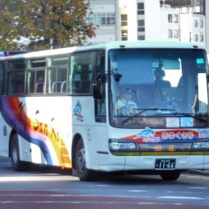 産交バス 熊本200か1166