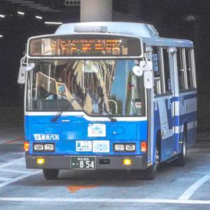 産交バス 熊本200か854