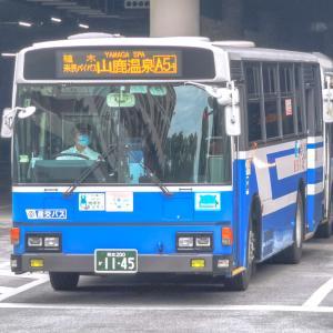 九州産交バス 熊本200か1145