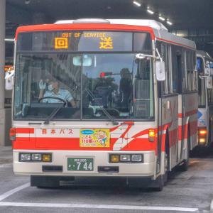 熊本バス 熊本200か744