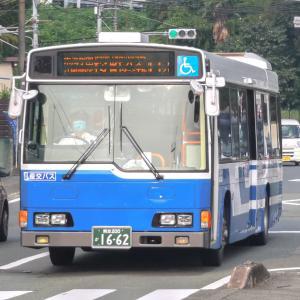 九州産交バス 熊本200か1662