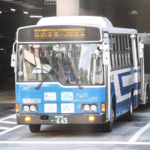 産交バス 熊本200か665