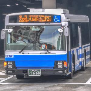 🆕九州産交バス 熊本200か1668